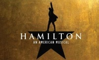 Hamilton the Musical in Miami