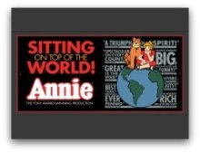 Annie the Musical in South Florida