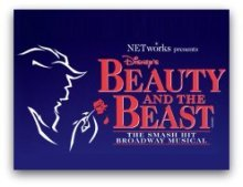 Beauty and the Beast Broadway Musical in Miami