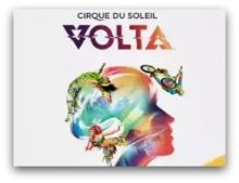 Cirque du Soleil Volta in South Florida