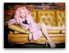 Cyndi Lauper in South Florida
