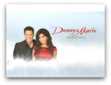 Donny and Marie Christmas Show in Miami