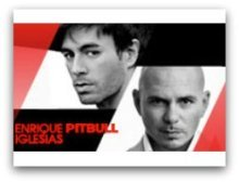 Enrique Iglesias and Pitbull in Concert in South Florida