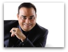 Gilberto Santa Rosa in South Florida