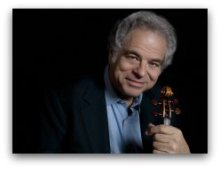 Itzhak Perlman in South Florida in March 2017