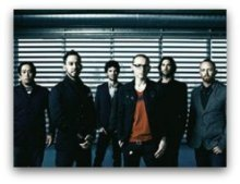 Linkin Park in concert in Miami