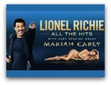 Lionel Richie and Mariah Carey