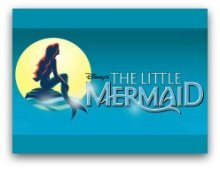 Little Mermaid on Stage in Miami