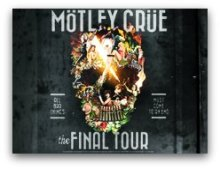 Motley Crue in South Florida