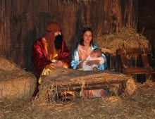 Living Nativity at Miami Shores Presbyterian Church