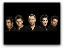 New Kids on the Block in concert in Miami