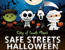 City of South Miami Safe Streets Halloween Trick or Treating