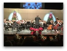 Symphony of the Americas Holiday Magic Concert