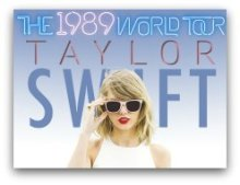 Taylor Swift in Concert in South Florida