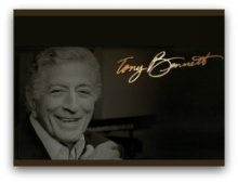 Tony Bennett in South Florida in March 2016