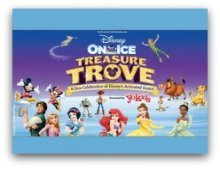 Disney On Ice Treasure Trove  in Miami