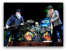 ZZ Top in Miami