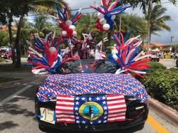 4th of July Parade in Key Biscayne