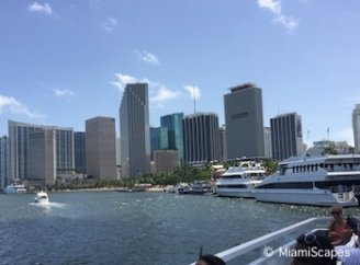 Boat Tour in Biscayne Bay