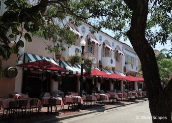 Espanola Way Restaurants and Bars