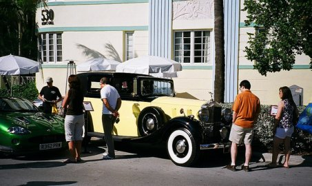 January Miami Events: the Art Deco Weekend