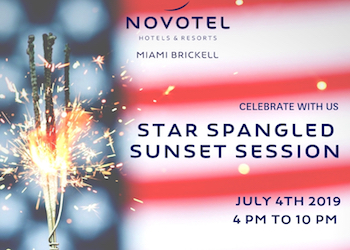 4th of July at Novote Brickell