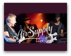 Air Supply in Miami