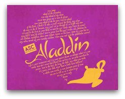 Aladdin Jr Musical Tickets