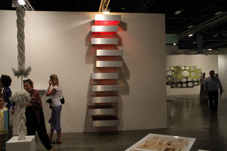 Art Basel Miami Beach Exhibition Hall