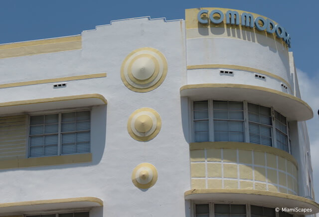 Miami Art Deco District The Commodore