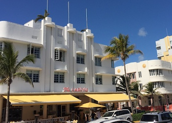 Art Deco Guided Walking Tour