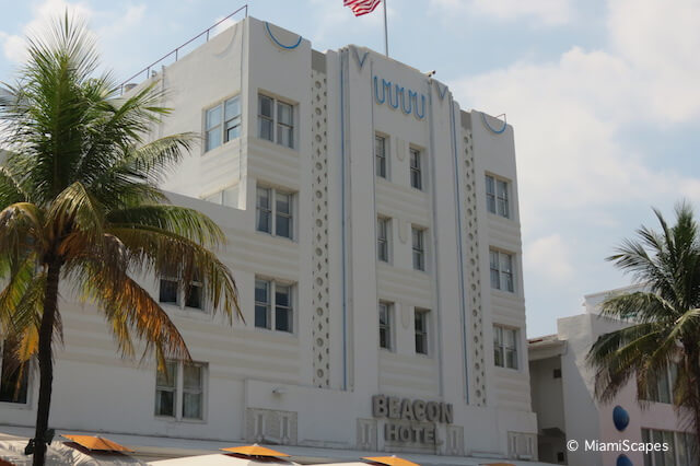 Miami Art Deco District The Beacon