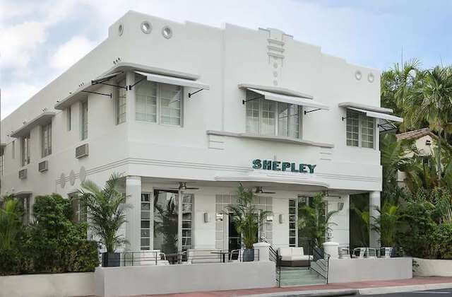 Miami Art Deco District The Shepley