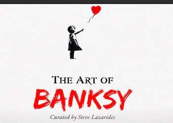 Art of Banksy Show in Miami