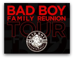 Bad Boy Family Reunion in South Florida