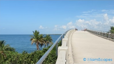 Old Bridge Access at Bahia Honda