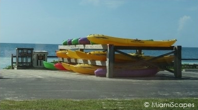 Kayak Rental at Bahia Honda