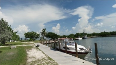 Marina and Boat Ramps at Bahia Honda