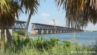 Old Bridge at Bahia Honda