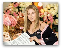 Barbra Streisand in Miami