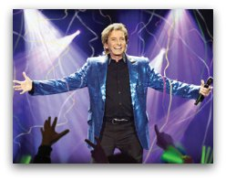 Barry Manilow One Last Time in South Florida