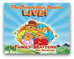 Berenstain Bears Musical