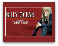 Billy Ocean In South Florida in March 2017