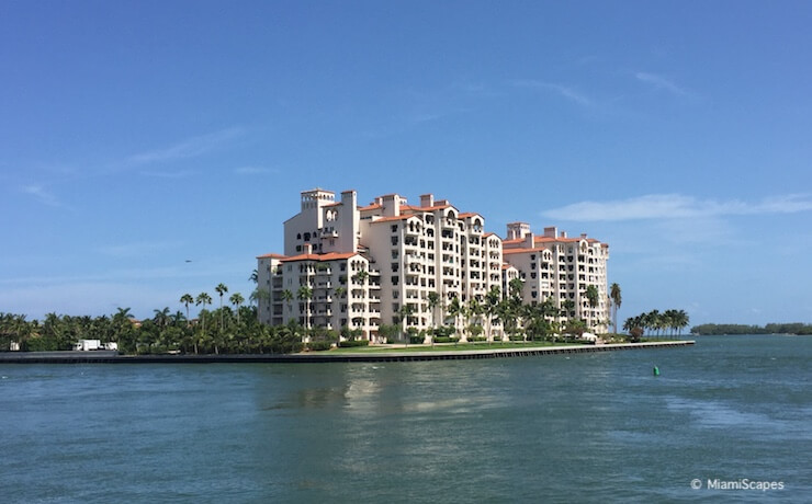 From  Biscayne Bay Cruise: Fisher Island
