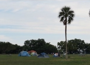 Campground at Flamingo