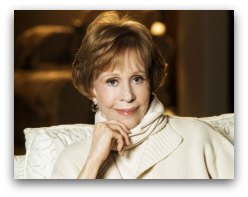 Carol Burnett in South Florida in March 2017