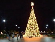 Christmas Tree Lighting at Bayfront Park