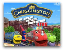 Chuggington Live Events for Kids
