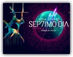 Cirque du Soleil Sep7imo Dia in South Florida