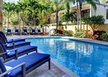 The Hampton Inn Coconut Grove